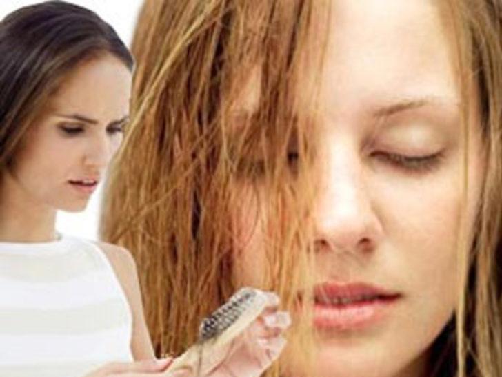 Saç dökülmenizi nasıl durdurursunuz?