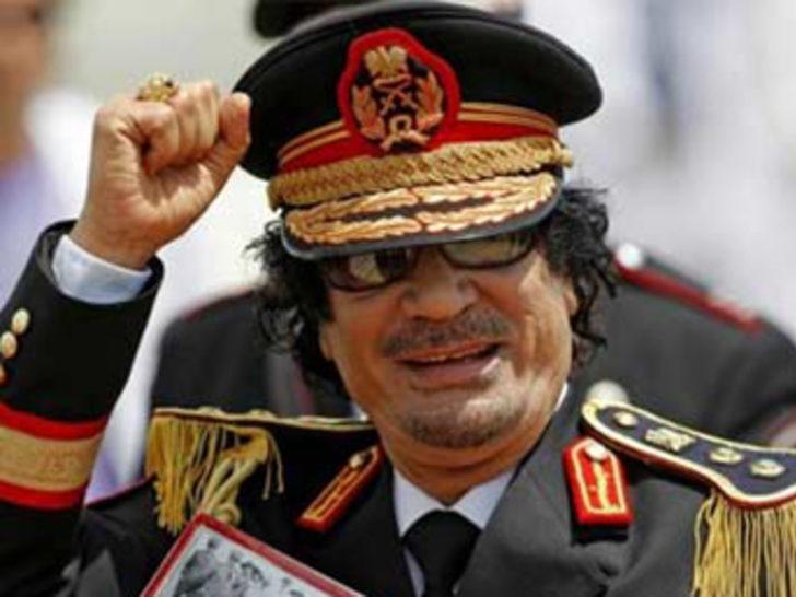 """Kaddafi: """"Kürtlerin bağımsız devleti olmalı"""""""