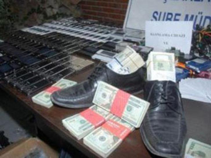315 bin dolarlık ayakkabı