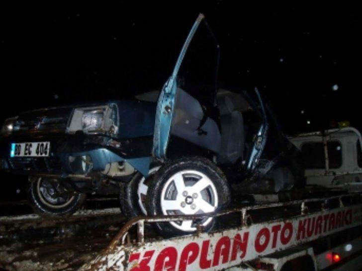 Adıyaman'da trafik kazası: 8 yaralı