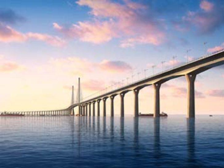 İşte dünyanın en uzun köprüsü