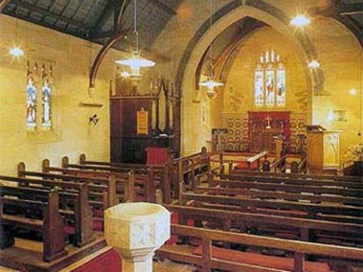 Kilisede seks skandalı!