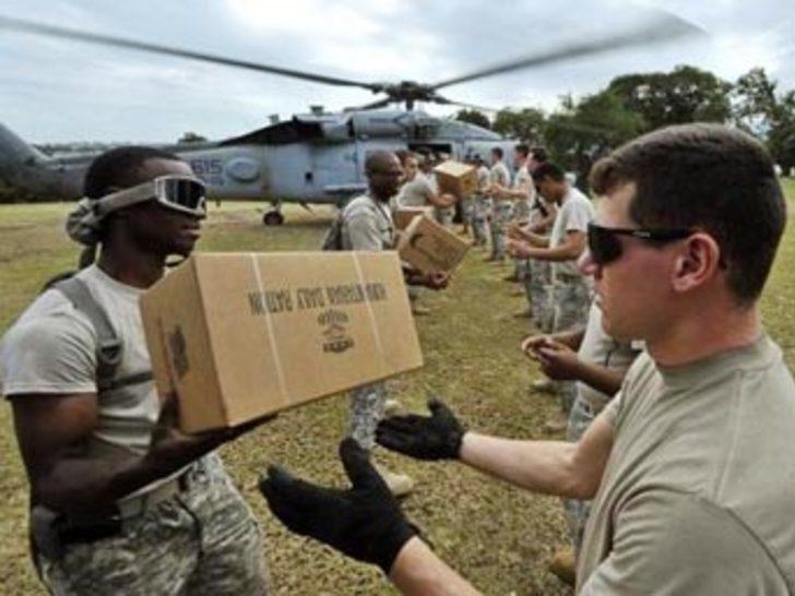 Şok iddia: ABD Haiti'yi işgal mi ediyor?