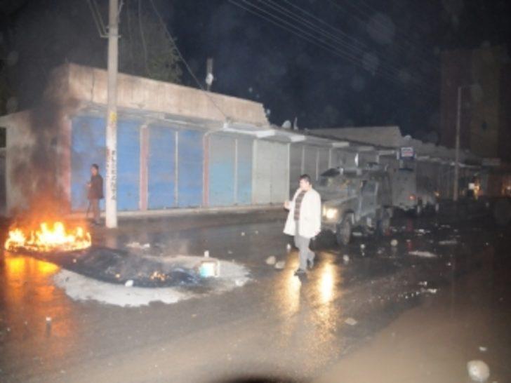 Cizre'deki olaylar devam ediyor