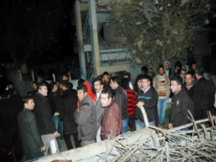 Tecavüz iddiası köylüleri sokağa döktü