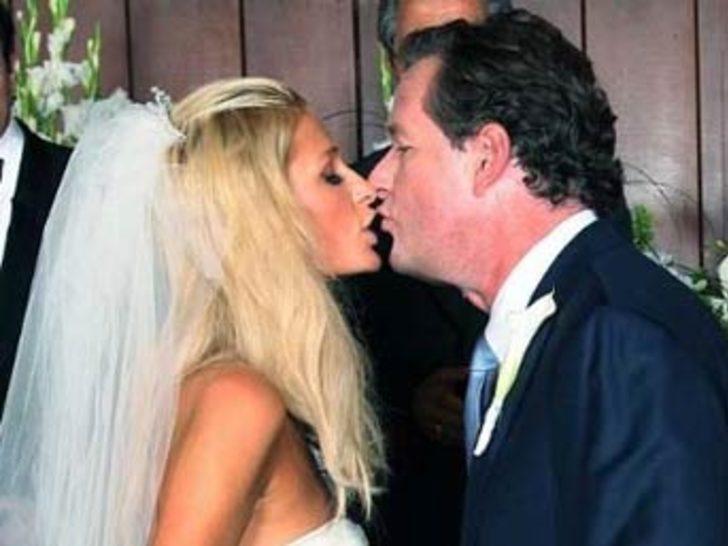 Paris Hilton 'evlendi'