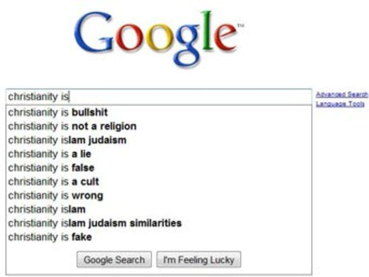 Google'dan İslam'a sansür