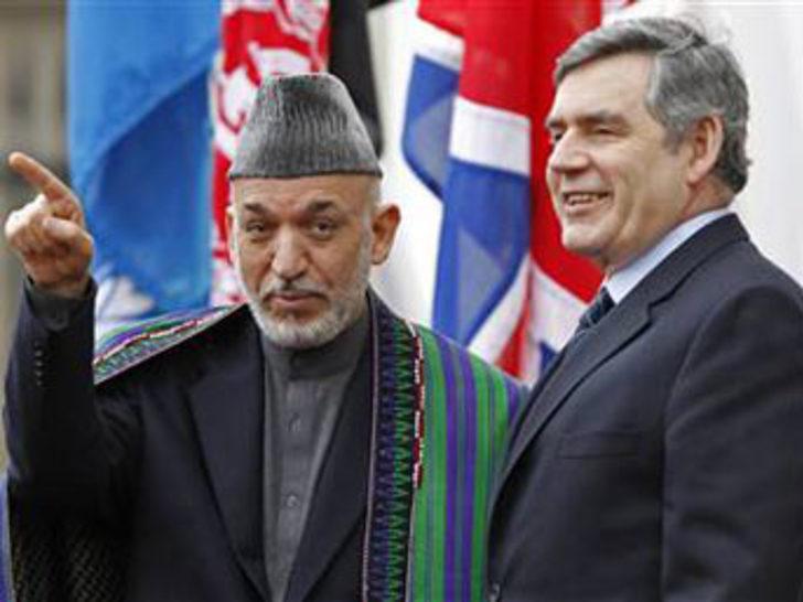 Londra'dan Taliban'a zeytin dalı