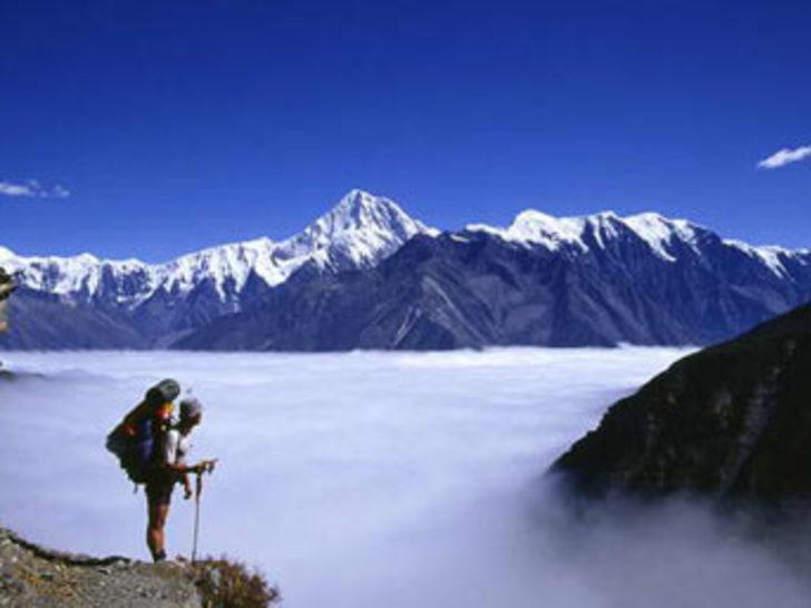 Everest'in tepesinde gay nikahı