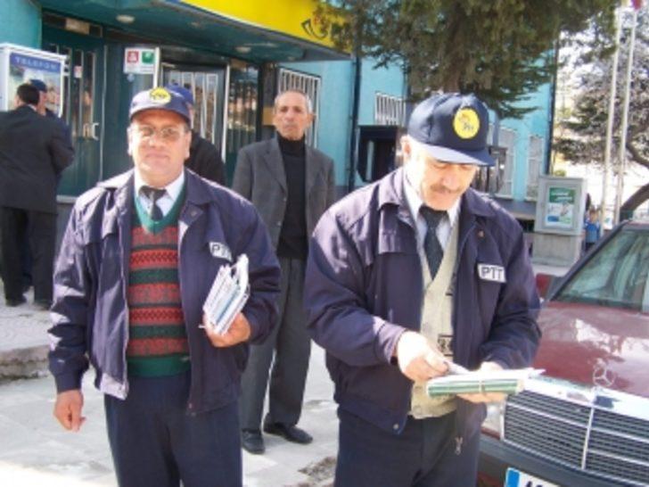 Postacılar dert küpü