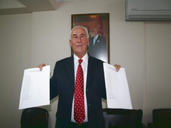 CHP'de delege seçimleri tartışması