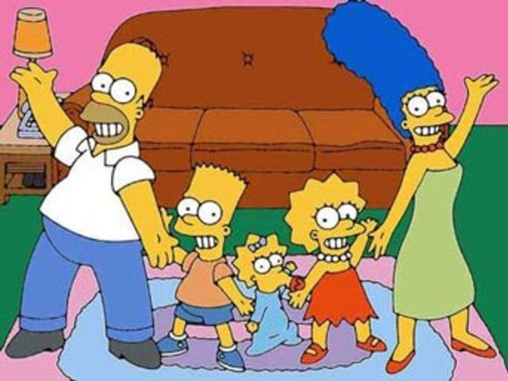 Gürcü yapımı Simpsonlar