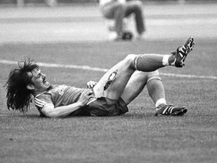 Tarihin en kötü 12 futbol sakatlanması