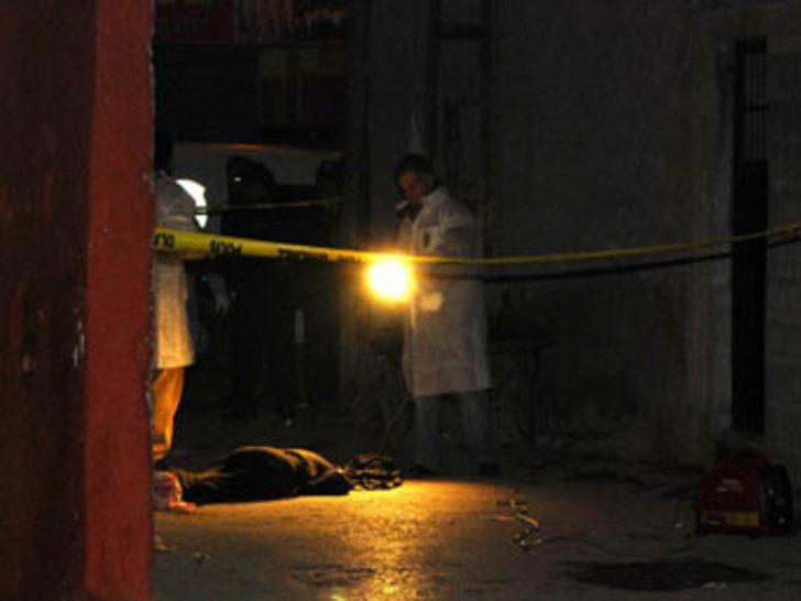 Ablaya sokak ortasında infaz