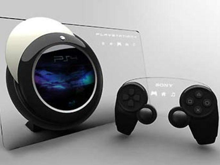 PlayStation 4 geliyor