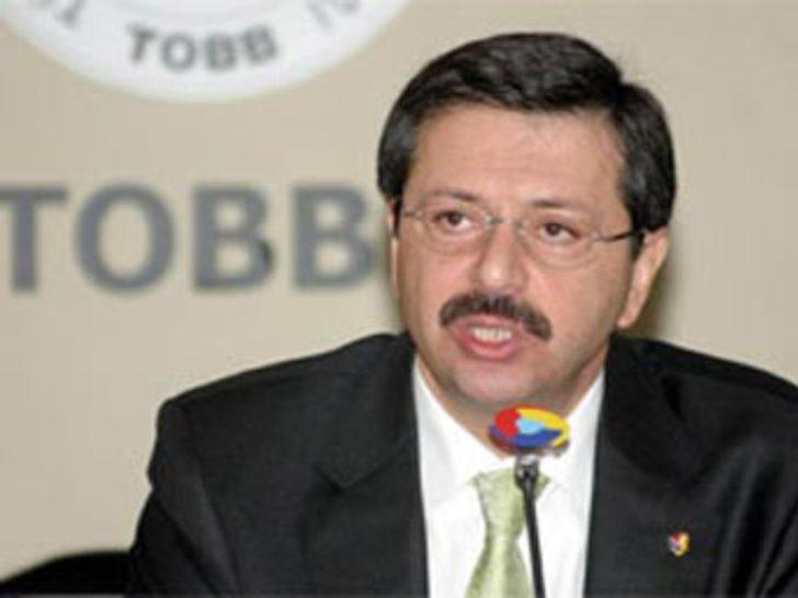 Başbakan Rıfat Hisarcıklıoğlu
