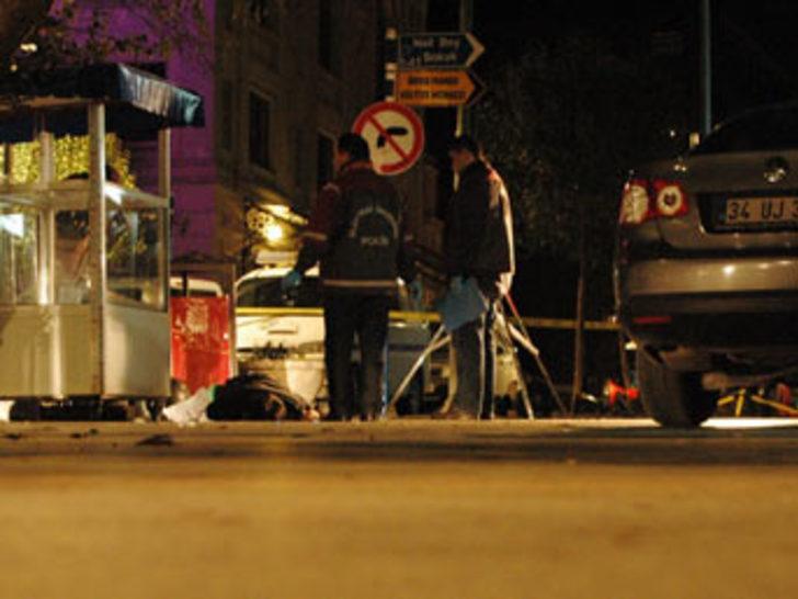 Kadıköy'de silahlı kavga: 1 ölü