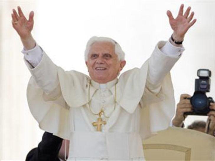 """Papa: """"Türkiye'de kilise özgür değil"""""""