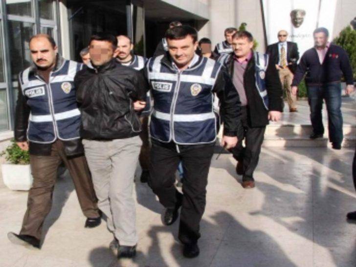 Eylem hazırlığındaki molotofçular tutuklandı