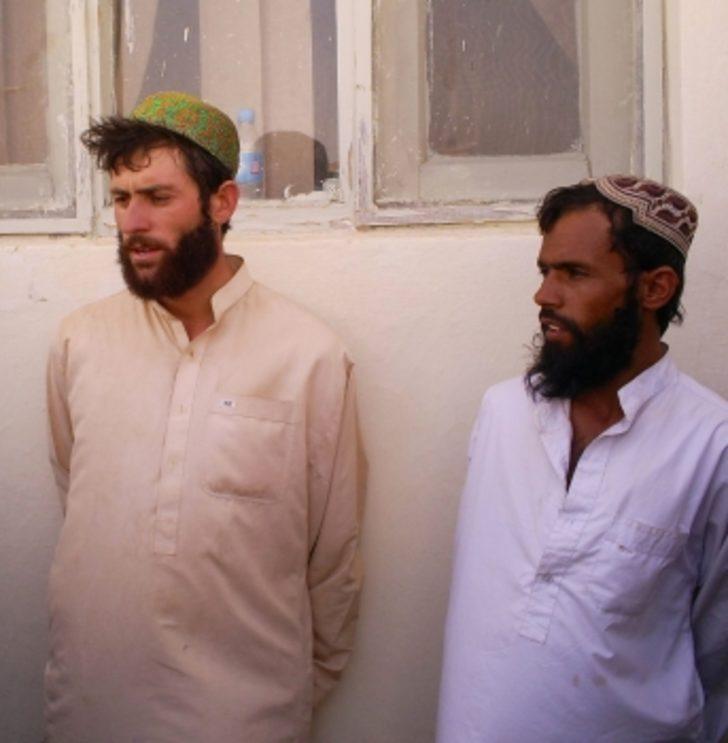 Taliban'ın bombacıları yakalandı