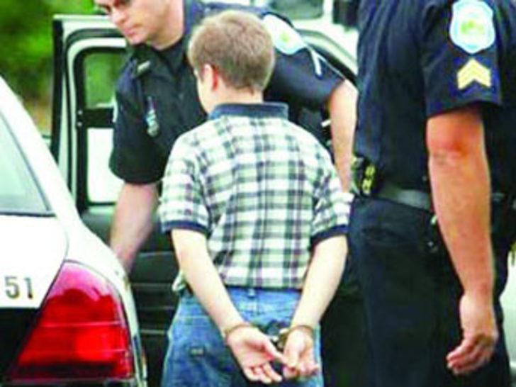 11 yaşındaki suç makinesi