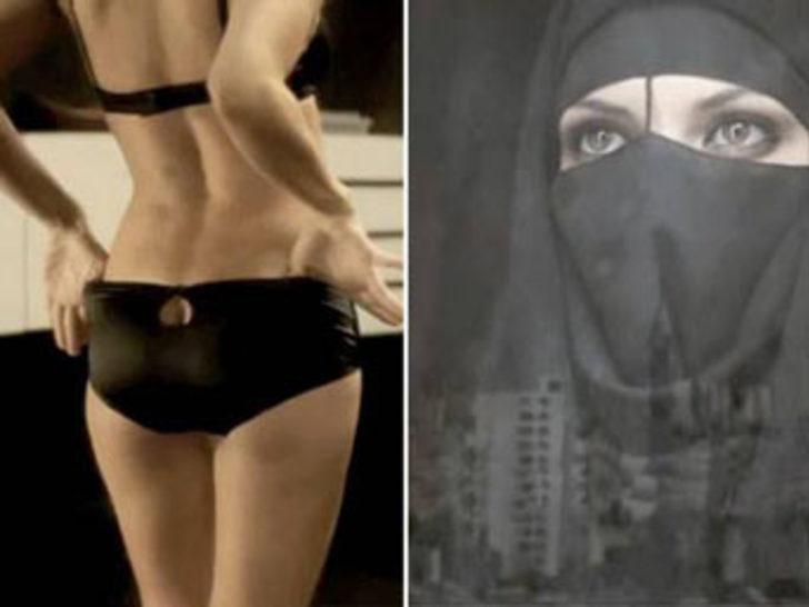 Müslümanları kızdıran reklam