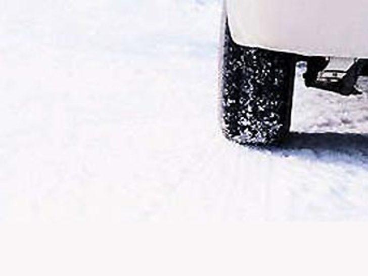 Buzda fren mesafesini sekizle çarpın!