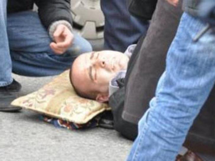 Soyguncular PTT'de güvenlik görevlisini vurdu