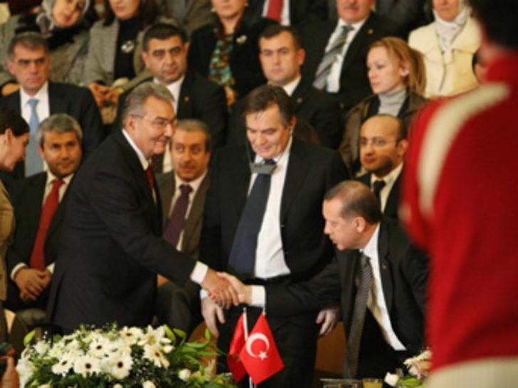 Baykal, Şeb-i Arus'da Erdoğan'la buluştu