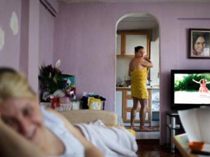 İstanbul'un transseksüel genelevleri