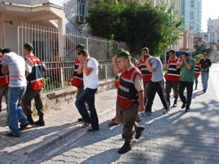 Flaş...Adana'da dev KPSS operasyonu!