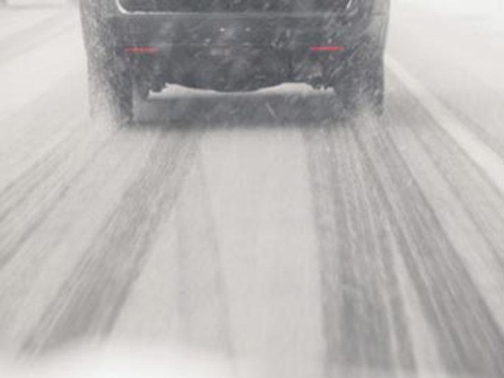Kar nedeniyle kapanan yollar