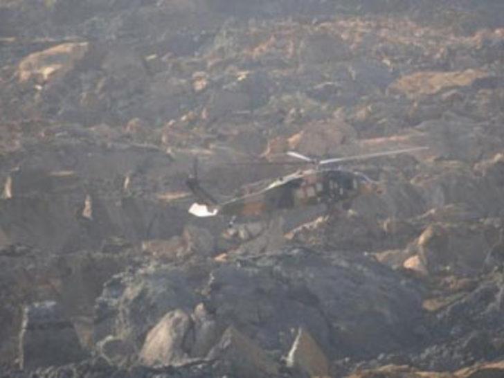 Madencileri insansız helikopterler arayacak