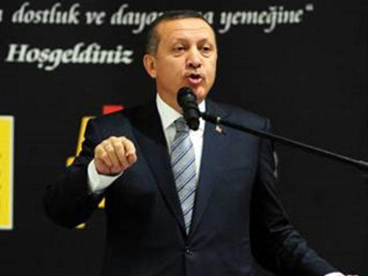 """Erdoğan: """"Gereksiz korna çalmayın"""""""