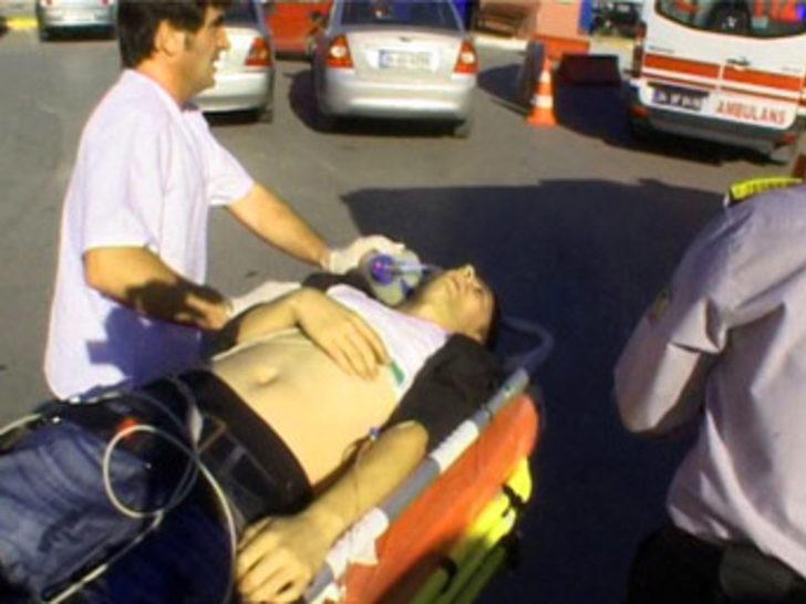 Polis önce genç kızı, sonra kendini vurdu