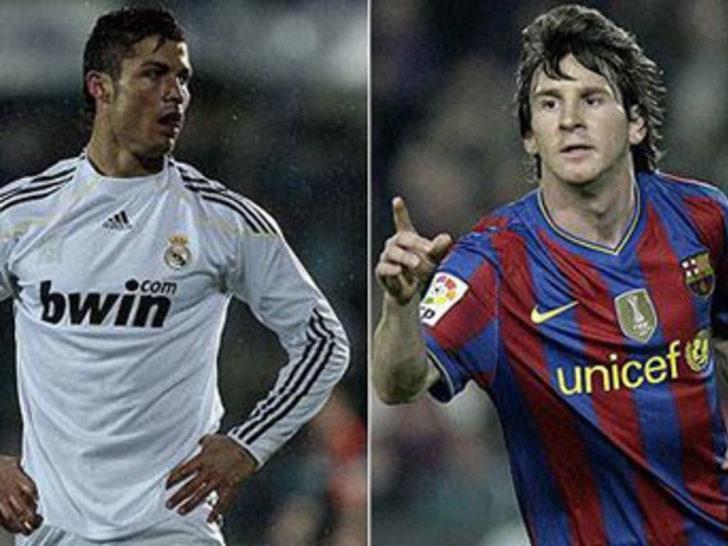 Ronaldo mu, Messi mi?