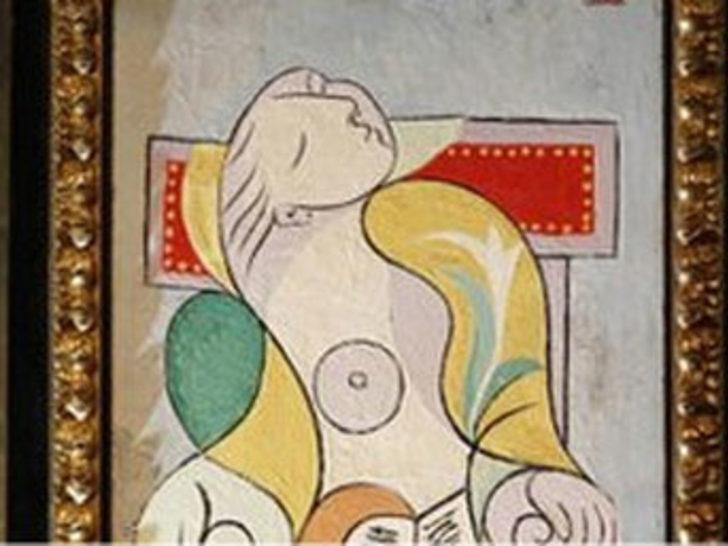 Picasso tablosuna 40 milyon dolar