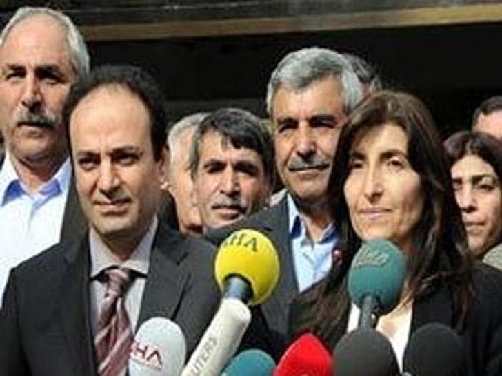 BDP'li belediye başkanlarından PKK açıklaması