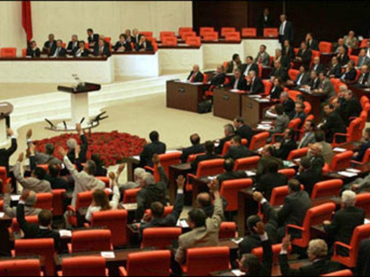 Meclis'te 'Nuri Alço' tartışması