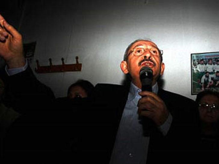 Kılıçdaroğlu AK Parti'ye oy verecek!