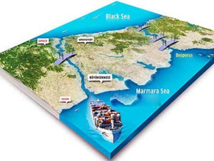 Kanal İstanbul'da şok iddia
