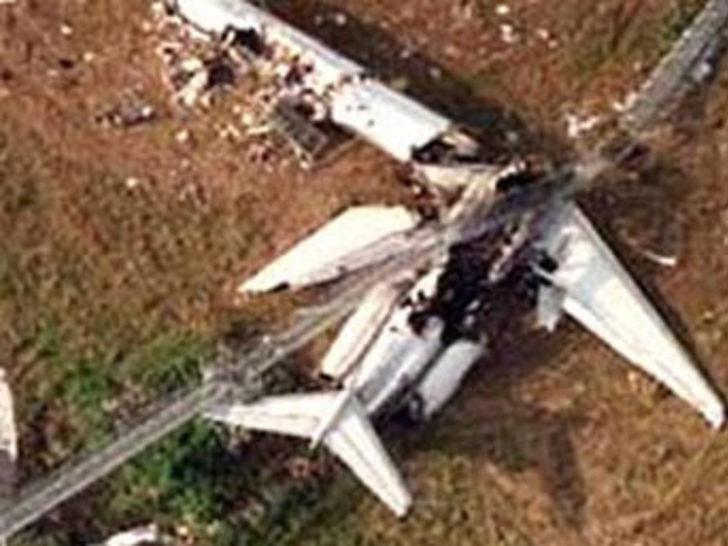 Rusya'da uçak kazası!