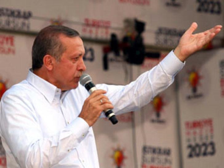 Başbakan Erdoğan'dan saldırıya tepki