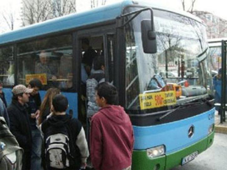 Halk otobüslerinde yeni dönem başladı!