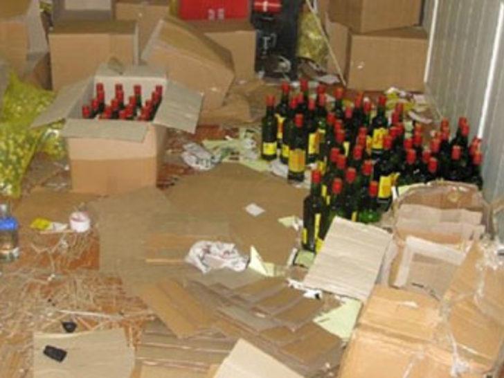Kaçak içki faciası: 23 ölü