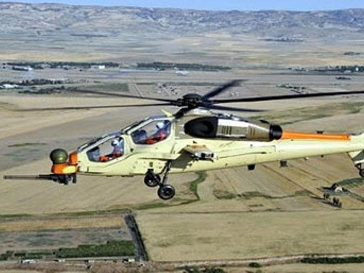 Türkiye'de üretilen ilk helikopter
