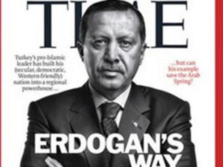 Erdoğan 'Yılın Kişisi' seçildi