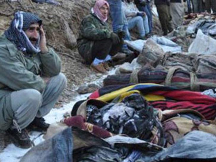 Uludere köylüleri iki defa bombalanmış