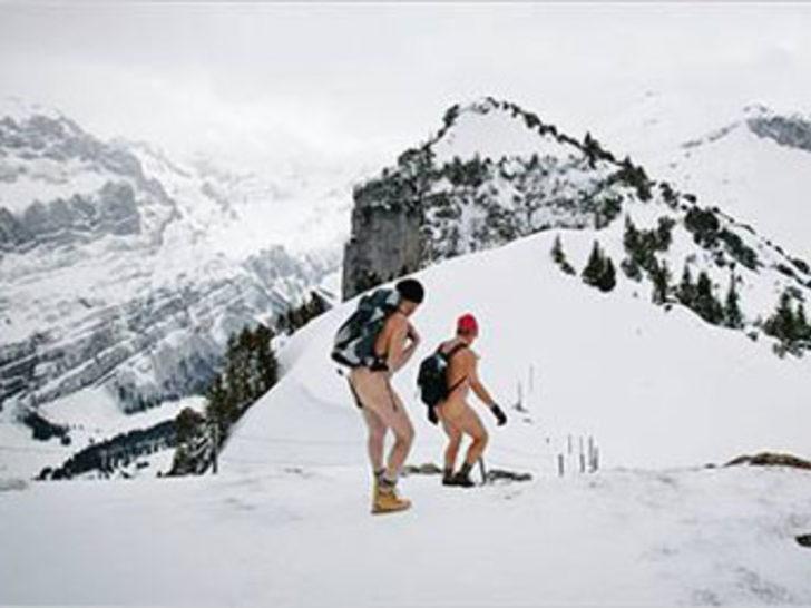 Çıplak dağ yürüyüşüne yasak