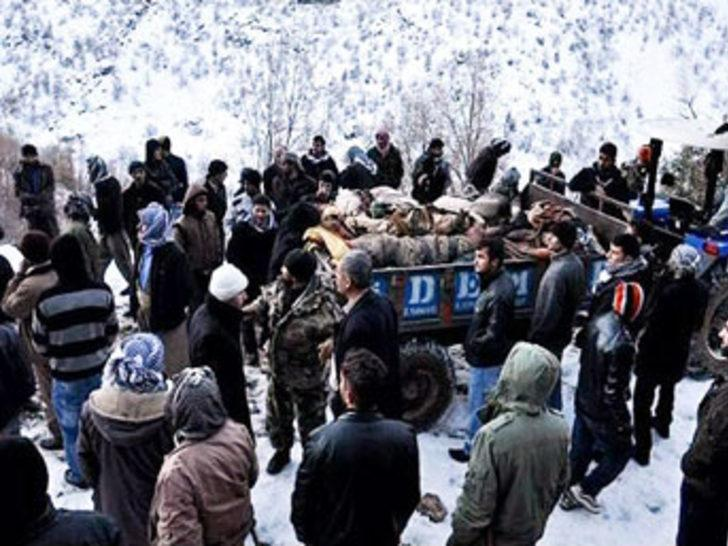 Şırnak'taki saldırıya tepki yağıyor